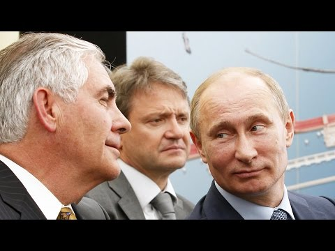 В Сенате обсудят связи Тиллерсона с Россией (видео)