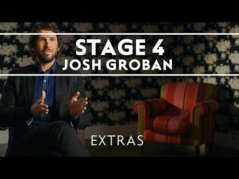 Josh Groban – Stage 4 (The Story Behind The Songs For Stages – Part 1) [EXTRAS]