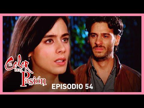 El color de la pasión: Lucía termina con Marcelo   C-54   Tlnovelas