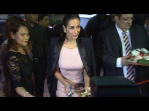 Malaika Arora Khan Dazzles At Launch Of ANJ Koutur