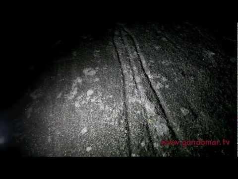 Xeira nocturna polos petróglifos de Auga da Laxe en Víncios