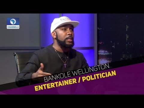 Banky W Exclusive Chat With Okey Bakassi | The Other News | Feb. 7 2019