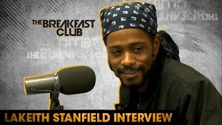 Video LaKeith Stanfield On Playing Snoop Dogg and His Role in FX's Atlanta MP3, 3GP, MP4, WEBM, AVI, FLV Oktober 2018