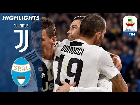 Juventus 2-0 Spal | Ronaldo And Mandžukić Lead Bianconeri To Win Once Again! | Serie A - Thời lượng: 4:15.