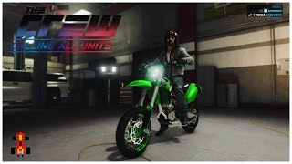 8. The Crew Calling All Units | Street Spec | Kawasaki KX 450F