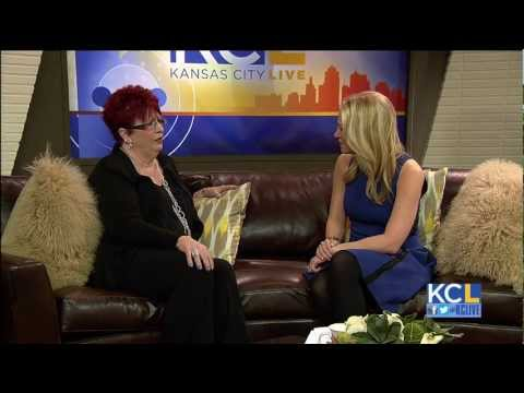 Comedian and mom, Christine Stedman, is in Kansas City