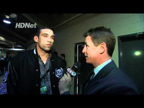 Fabricio Werdum Talks to Inside MMA At Strikeforce GP
