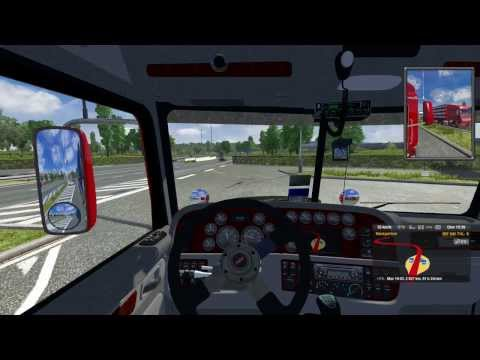 Cummins V3 sound mod for the Peterbilt 386