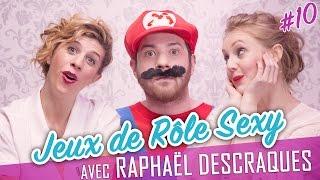 Video Jeux de Rôle Sexy (feat. RAPHAËL DESCRAQUES) - Parlons peu... MP3, 3GP, MP4, WEBM, AVI, FLV September 2017