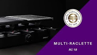 Gril raclette Steba RC 18