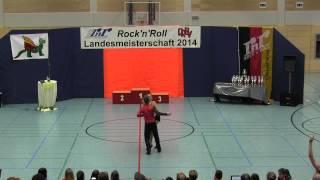 Luca Knies & Christian Langer - Landesmeisterschaft Rheinland- Pfalz 2014