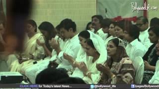 Video - Aamir Khan&Deepika Padukone Attend Jiah Khan's Prayer Meet