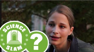 Giulia Enders über Darmforschung und ihren Slamerfolg - Science Slammer im Gespräch