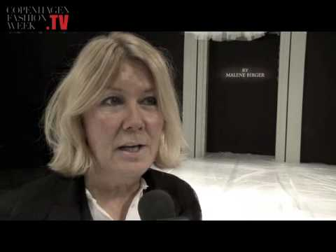 Copenhagen Fashion Week AW09: Interview Malene Birger