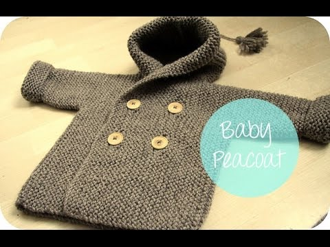 Baby Peacoat