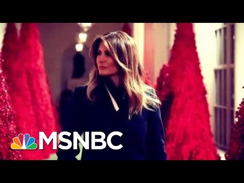 Melania Trump Is Dreaming Of A…Red Christmas? | All In | MSNBC