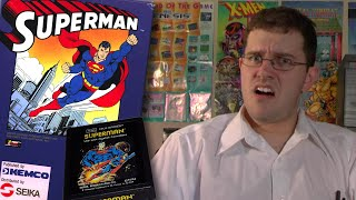 Superman (NES) - Angry Video Game Nerd (AVGN)