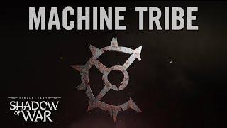 Machine Tribe