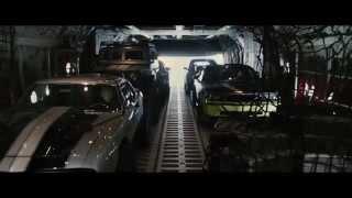 Nonton Fast & Furious 7 - Scena del film in italiano