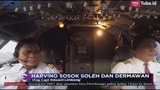 Video Kenangan Terakhir, Inilah Sosok Kopilot Harvino Dalam Vlog Kapten Limbong - SIM 01/11 MP3, 3GP, MP4, WEBM, AVI, FLV Januari 2019