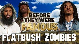Video FLATBUSH ZOMBIES - Before They Were Famous - Erick Arc Elliot, Meechy Marko, Zombie Juice MP3, 3GP, MP4, WEBM, AVI, FLV Juli 2018
