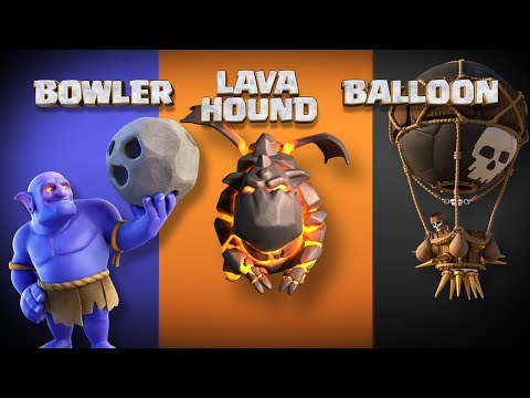 Clash of Clans: The BoLaLoon Strategy!