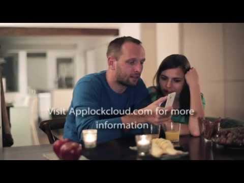 Video of AppLock Cloud parental control