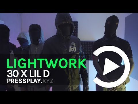Video 30 X Lil D - Lightwork Freestyle | Pressplay download in MP3, 3GP, MP4, WEBM, AVI, FLV January 2017