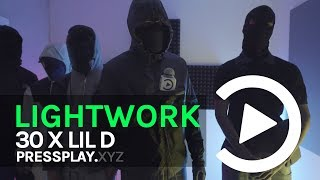 Download Lagu 30 X Lil D - Lightwork Freestyle | Pressplay Mp3