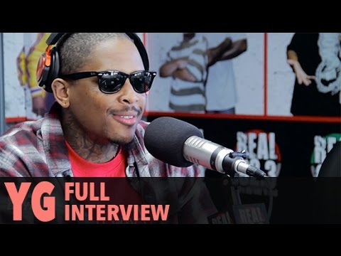 YG on Giving Back, New Music, Sex Positions And More! (Full Interview) | BigBoyTV