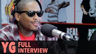 BigBoyTV - YG on Giving Back, New Music, Sex Positions And More!