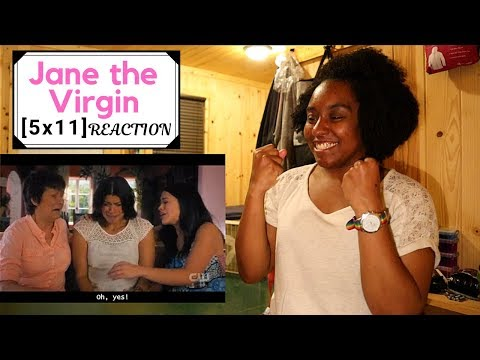 "Jane the Virgin Season 5 Episode 11 ""Chapter Ninety-Two"" [Reaction]"