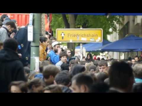 Video: adidas No74 Block Party at Torstrasse Berlin