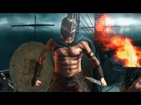300 Rise of an Empire Movie Game Trailer 【HD】 This is Sparta!