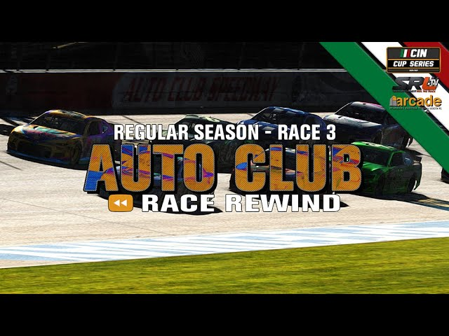 CIN CUP SERIES 2020 Gara 3 SiWeGo Auto Club 200
