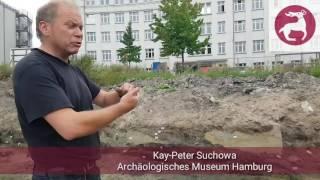 Profile und Schichten: Ausgegraben - Harburger Schloßstraße
