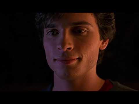 Smallville 1x01 - Clark & Lana dance
