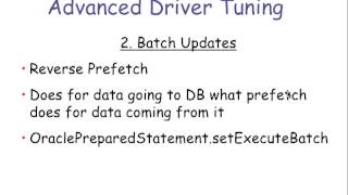 Oracle Database - Lecture 17