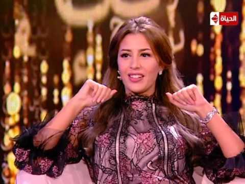 رزان مغربي تزغرد لجنات