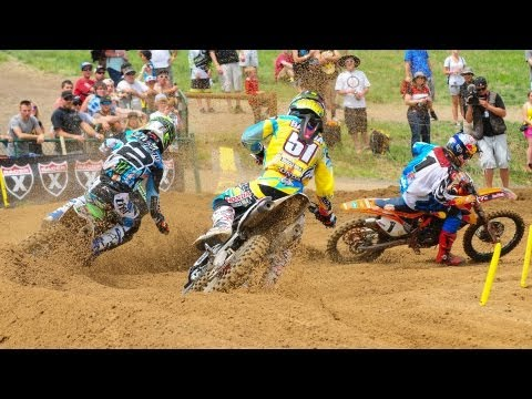 Valley - The Lucas Oil Pro Motocross Championship moved to Colorado for Round 2 of the 2013 season, the Rockwell Watches Thunder Valley National. In the 450 Class, th...