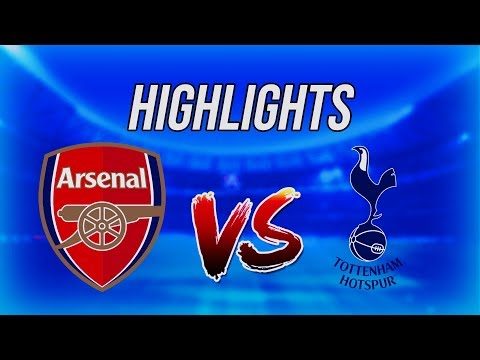 Arsenal U23 2-1 Tottenham U23 Highlights & Goals