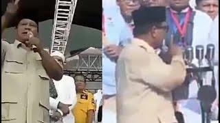 Video 5 Aksi Ganjil Prabowo selama Kampanye Akbar di GBK 7 April 2019 MP3, 3GP, MP4, WEBM, AVI, FLV April 2019