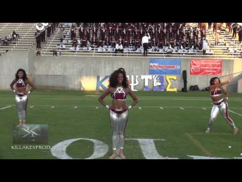Texas Southern University Marching Band - Running Away (Motion) - 2016