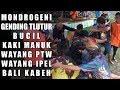 Download Lagu Mondrogeni Tlutur BUCIL KAKI MANUK Jagoan PTW & IPEL Bali Kabeh Mp3 Free
