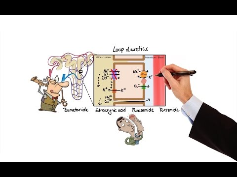 Pharmacology - DIURETICS (MADE EASY)