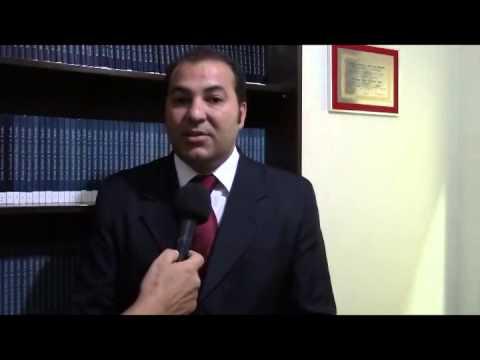 III Simposio Juridico da OAB em Porto Ferreira -  Entrevista Dr  Jorge Andreoti Neto