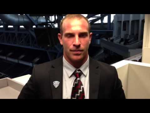 Jordan Lynch on 2013 Expectations video.