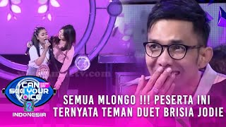 Video Tidak Disangka, Ternyata Peserta Ini Teman Duet Terbaik Bianca Jodie - Best of I Can See Your Voice MP3, 3GP, MP4, WEBM, AVI, FLV September 2018