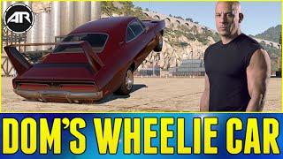 Nonton Forza Horizon 2 : FAST AND FURIOUS WHEELIE CAR!!! (Dom's Charger Daytona Wheelie Build) Film Subtitle Indonesia Streaming Movie Download