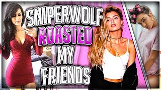 SSSniperwolf Roasted My Friends (FT. Alissa Violet & Sommer Ray)